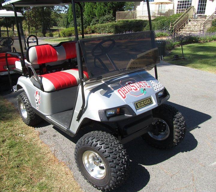 Golf Cart Battery 03