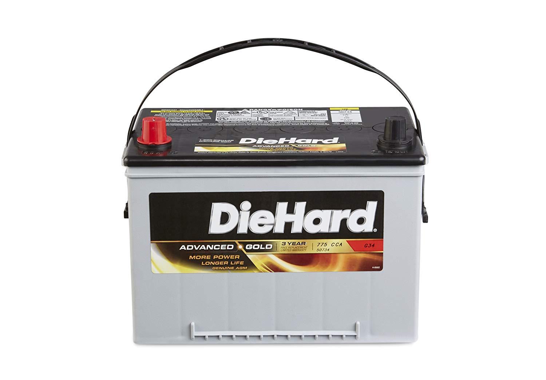 DieHard 38232 Advanced Gold