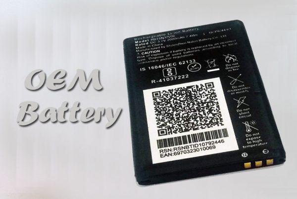 Oem Battery