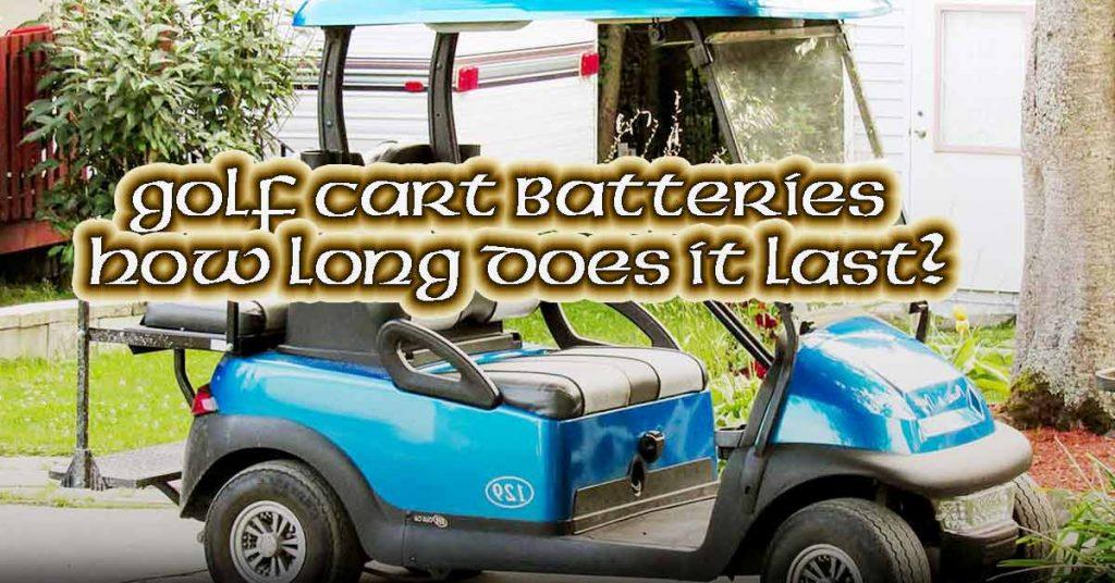 golf cart batteries image