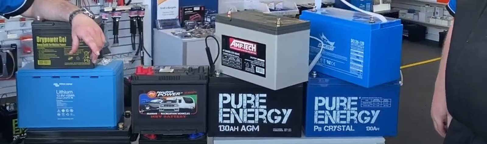 How to tell if a deep cycle battery is bad?